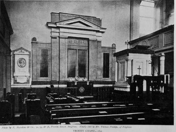 Early interior pre extension (1859)